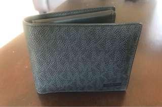 MK wallet black Authentic