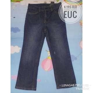 4 yrs old pants