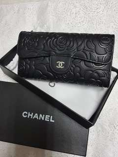 Chanel Long Wallet premium grade