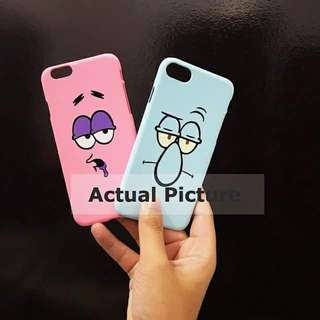 Patrick and squidward case