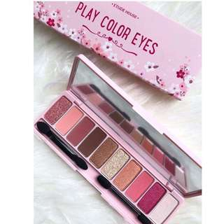 Free Shipping! Etude House Play Color Eyes