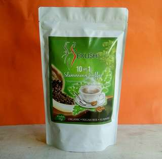 Sekushi 10in1 Slimming Coffee