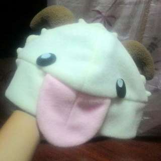 League of Legends Poro hat