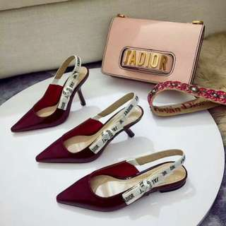 J'Dior Heels / Flats  ( price is lower than heels )