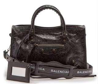 (代購)Balenciaga Classic City S