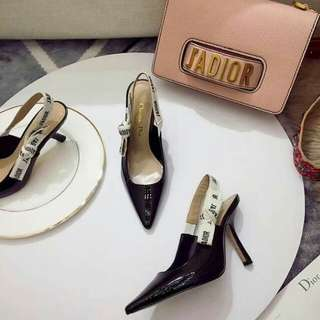 J'Dior Heels / Flats  ( price is lower than heels )