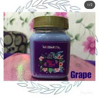 Grape hair mask