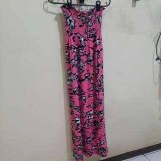 Pink lovely longdress