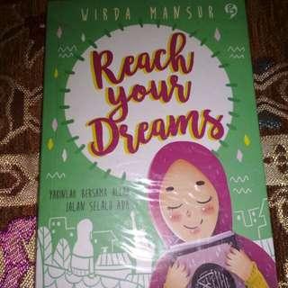 Reach Your Dreams - Wirda Mansur