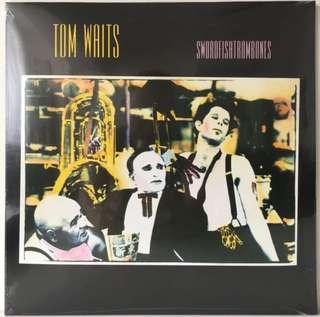 Tom Waits – Swordfishtrombones (2009 US Remastered Reissue - SEALED - Mint)