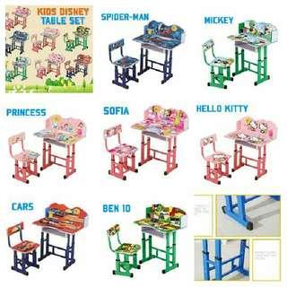 KIDS DESNEY TABLE SET