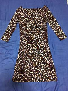 Bodycon Animal Print