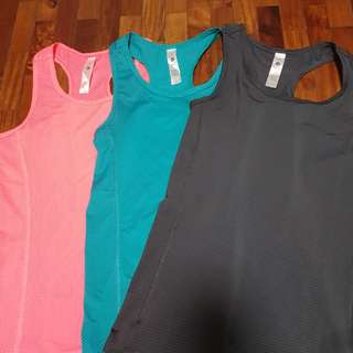 Bundle: Lululemon Overuns Tank Tops