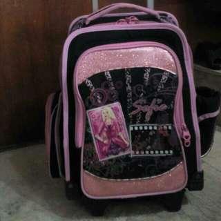 HAWK brand Sofie trolley bag for school