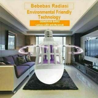 Lampu LED Anti Nyamuk