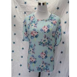 Fits L-XL Blouse