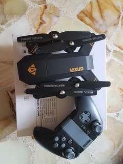 XS809H VISUO DRONE