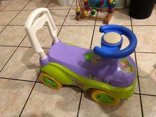 Baby car or walker