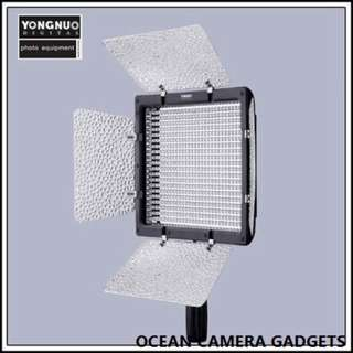 YONGNUO YN600L 600 LED Color Temperature Adjustable LED Video Recording Light Photobooth lights