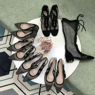 J'Dior Heels / Flats  ( price is lower than heels)