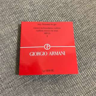 Giorgio Armani BB cushion 3g