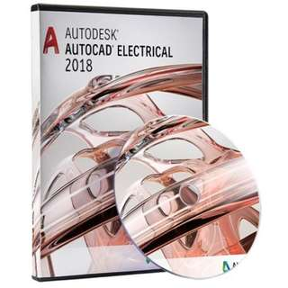 AutoCAD Electrical 2018 #JAN55