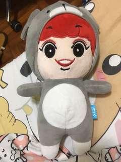 Chanyeol doll