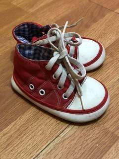 Kimba Baby Shoes