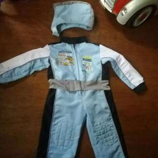 Car Racing Costume