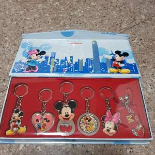 Disney collection keychain (box 99)