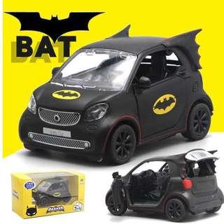 仿smart蝙蝠俠合金迴力車(限量10台)