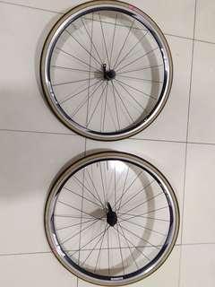 Shimano wheelset rs10