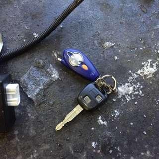 Toyota passo Autostart