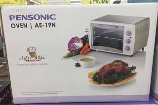 Pensonic 19Litres Oven (CHEAP)