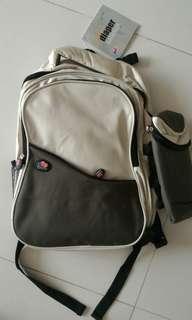 Bubbles Aiden Backpack Diaper Bag