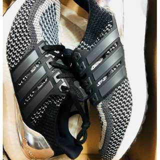"Adidas Ultra Boost ""SLIVER MEDAL"""