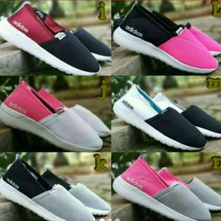 Adidas slip on for woman