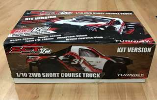 TURNIGY POWER SYSTEM (1/10 Scale 2WD Brushless shortcourse Truk)