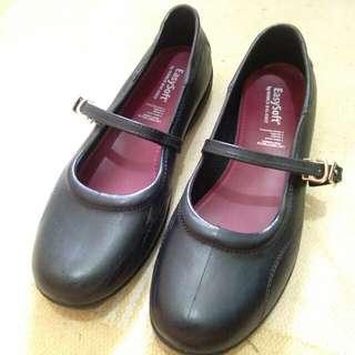 Black School WB/Easy Soft shoes
