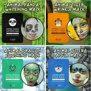 #maupulsa Animals Mask