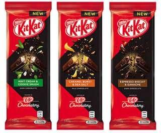 Kitkat Chocolatory