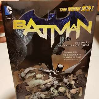 Batman New 52 Vol 1-7