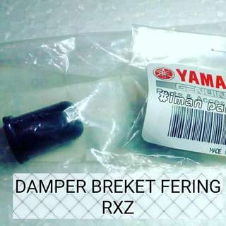 DAMPER BREKET FERING RXZ MADE IN JAPAN RM10 1PCS