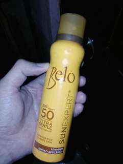 Belo Sun Spray