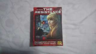🆕 Resistance Card Game