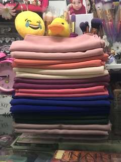 Chiffon shawl(3@$15)