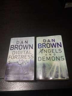 Dan Brown book
