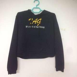 Hi style! Crop sweater