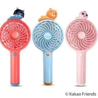 Kakao friends USB風扇