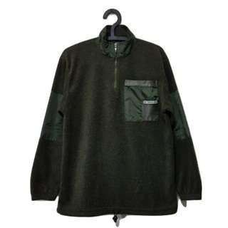 第二件 8 折🎉McGregor短絨毛pull over半拉鍊上衣